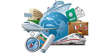 旅游行业网站建设解决