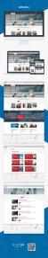 安康企业集团网站建设案例 雷尼